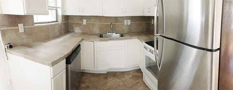 1125 NW 25th - Kitchen